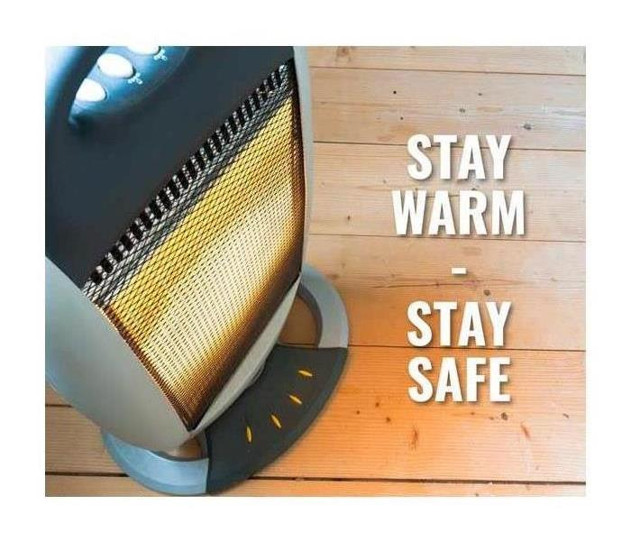 Fire Damage Stay Safe While Using Space Heaters