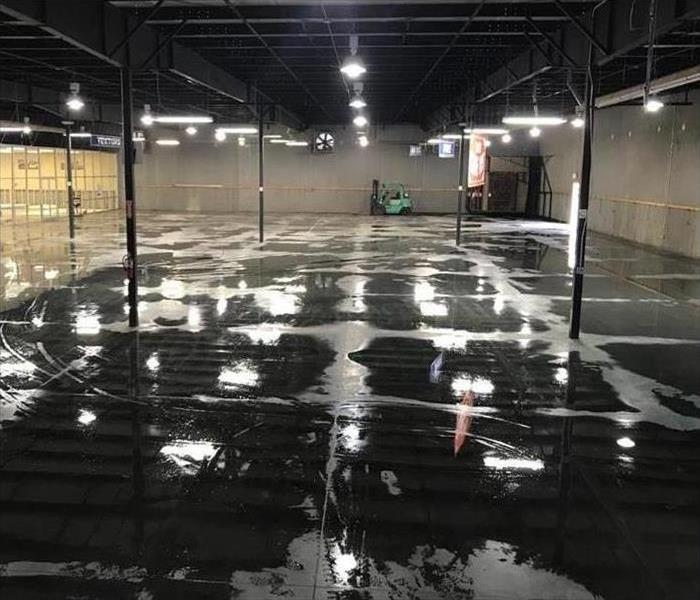 Commercial Responding to Primary and Secondary Water Damages